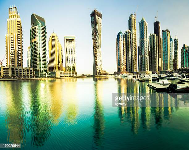 Dubai Marina downtown