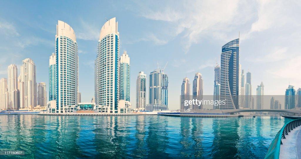 Dubai Marina Panorama