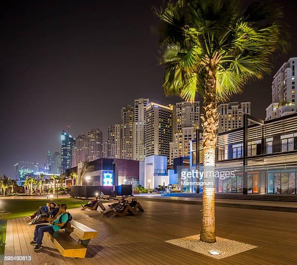 Dubai Marina, The Walk at Jumeirah Beach Residence