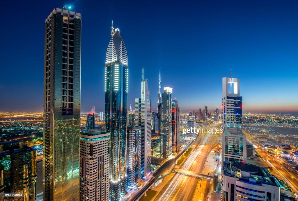 Dubai Megacity : Foto de stock