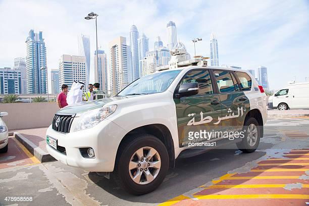 Dubai Police officer