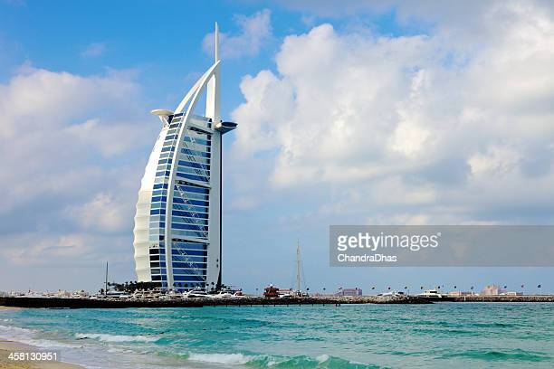 Burj Al Arab Hotel Stock Photos And Pictures Getty Images