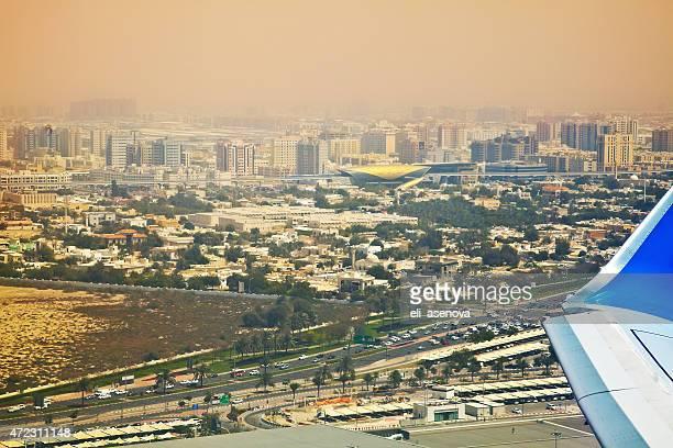 Dubai under the wings