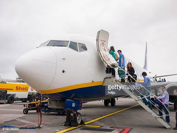 Dublin Airport in Ireland
