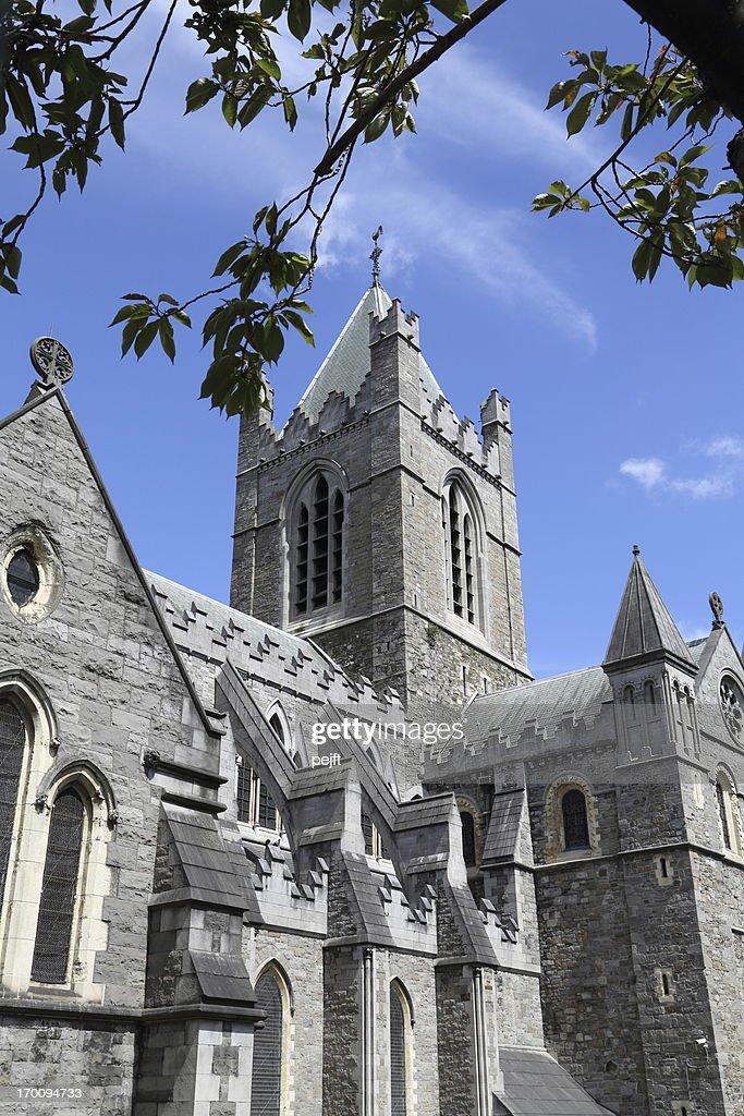 Dublin - Christ church : Stock Photo