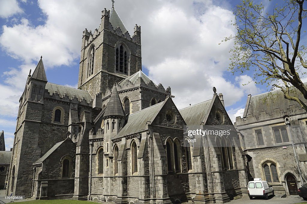 Dublin - Christ church : Stock Photo