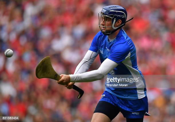 Dublin Ireland 13 August 2017 Stephen O'Keeffe of Waterford during the GAA Hurling AllIreland Senior Championship SemiFinal match between Cork and...