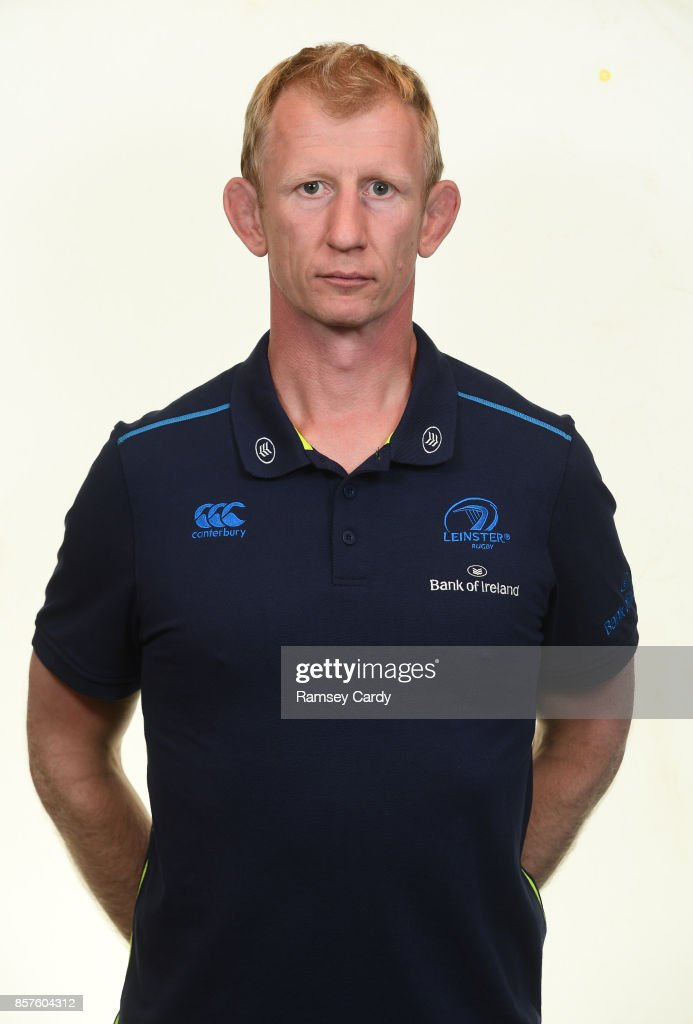 Leinster Rugby Squad Portraits 2017/18