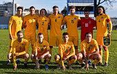 IRL: Republic of Ireland  v Australia - U18 Schools International Friendly