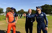 IRL: Scotland v Netherlands - T20 International Tri Series