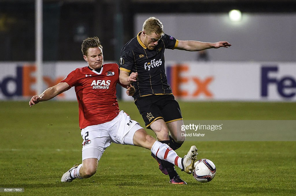 Dundalk v AZ Alkmaar - UEFA Europa League Group D Matchday 5