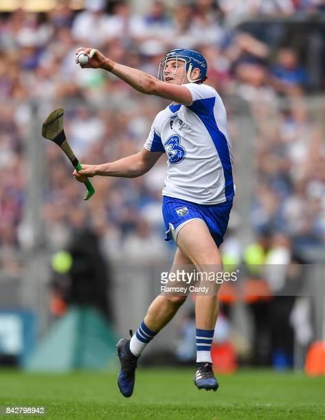 Dublin Ireland 3 September 2017 Austin Gleeson of Waterford during the GAA Hurling AllIreland Senior Championship Final match between Galway and...