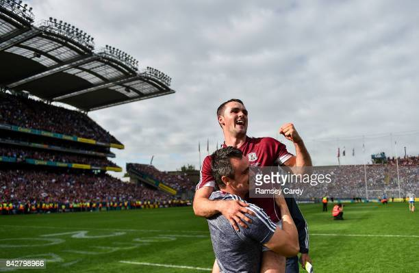 Dublin Ireland 3 September 2017 Johnny Coen of Galway following the GAA Hurling AllIreland Senior Championship Final match between Galway and...