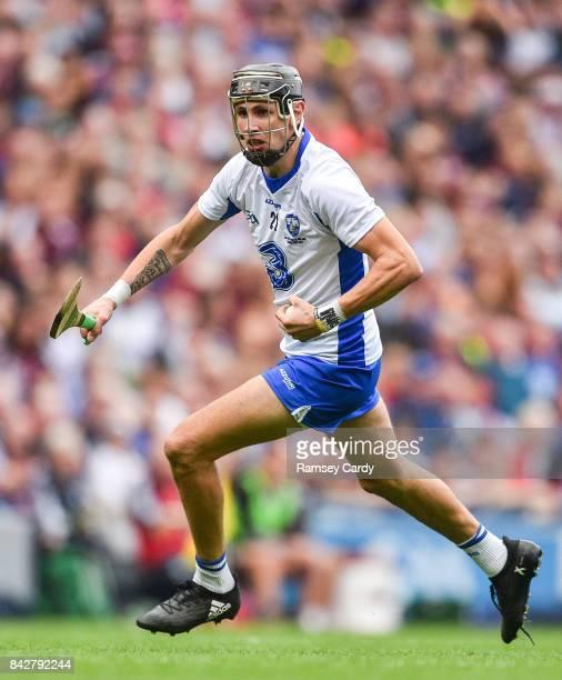 Dublin Ireland 3 September 2017 Maurice Shanahan of Waterford during the GAA Hurling AllIreland Senior Championship Final match between Galway and...