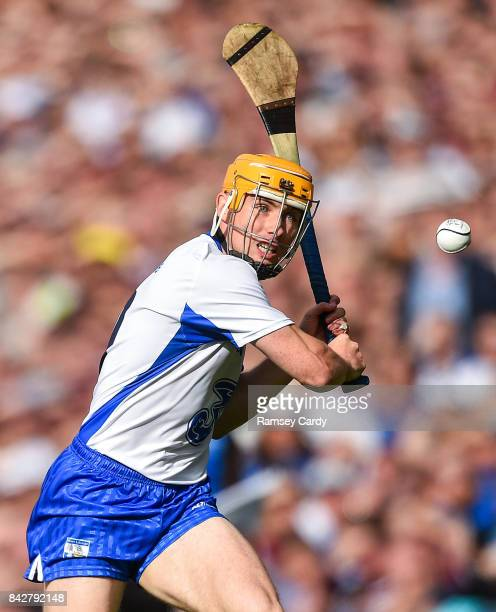 Dublin Ireland 3 September 2017 Tommy Ryan of Waterford during the GAA Hurling AllIreland Senior Championship Final match between Galway and...