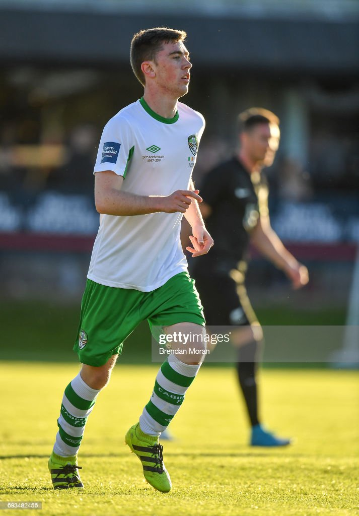 Cabinteely FC v New Zealand All Whites - Soccer friendly