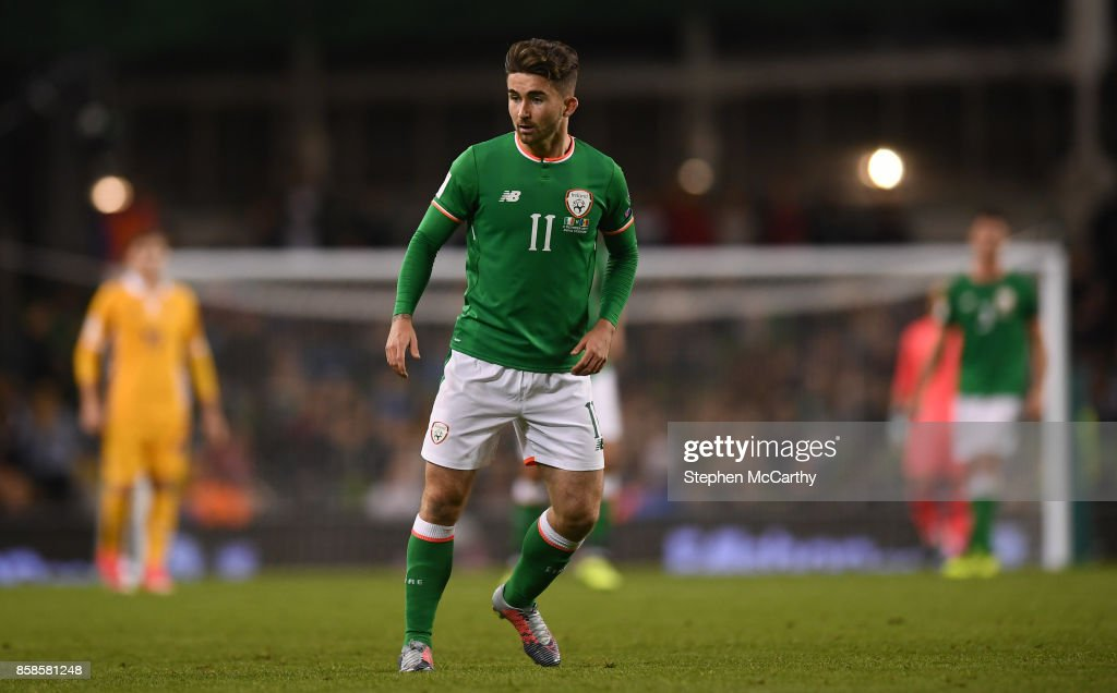 Republic of Ireland v Moldova - FIFA 2018 World Cup Qualifier