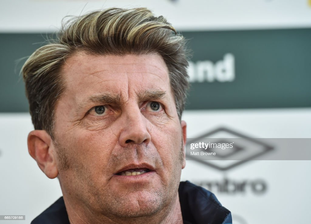 Republic of Ireland Women's National Squad Training and Press Conference