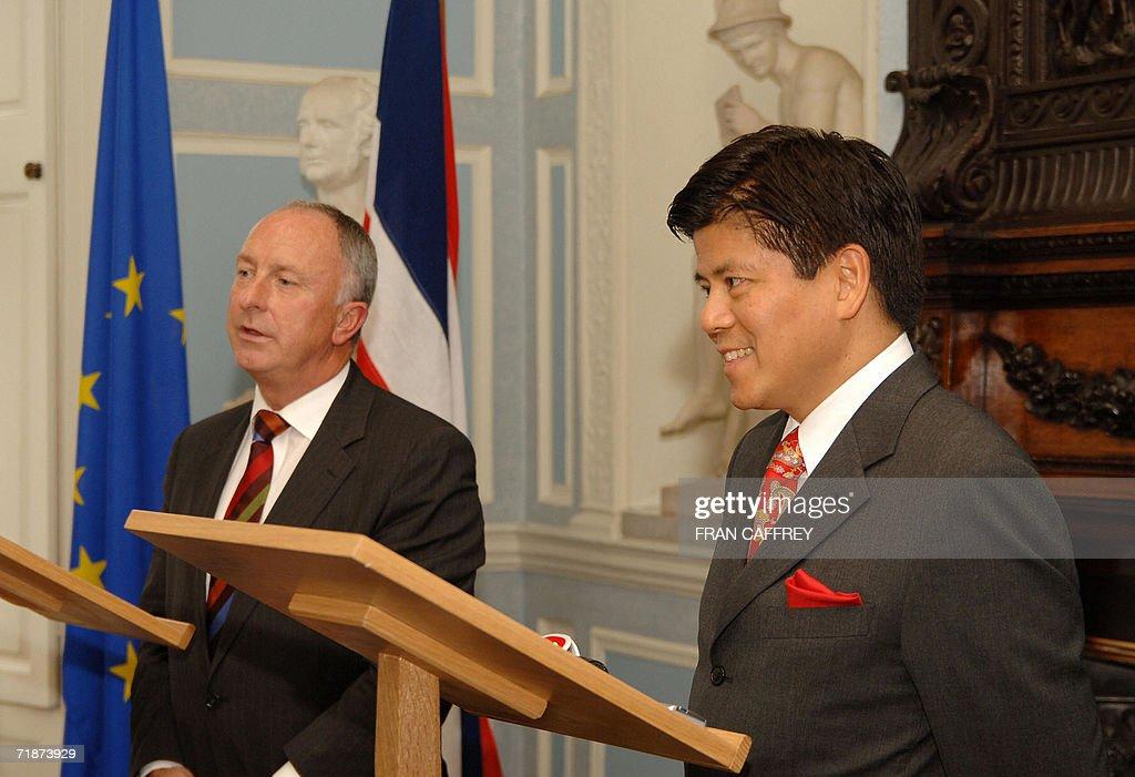 foreign affairs thai damer