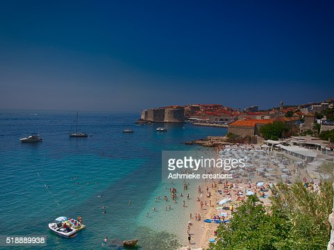 Dubrovnik by Sea