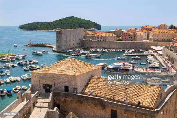 'Dubrovnik, Croatia.'