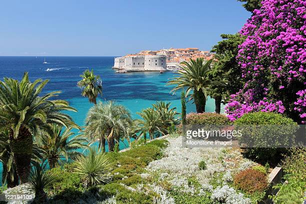 Dubrovnik, Kroatien in Dalmatien