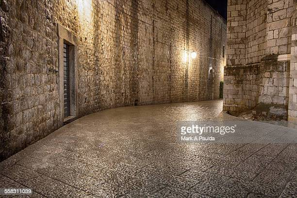 Dubrovnik Stone Town Alley