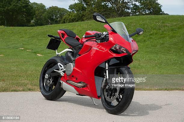 Ducati 899 Panigale Artist Unknown