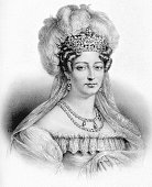 Duchess MarieTherese Charlotte of Angouleme Louis XVI's daughter
