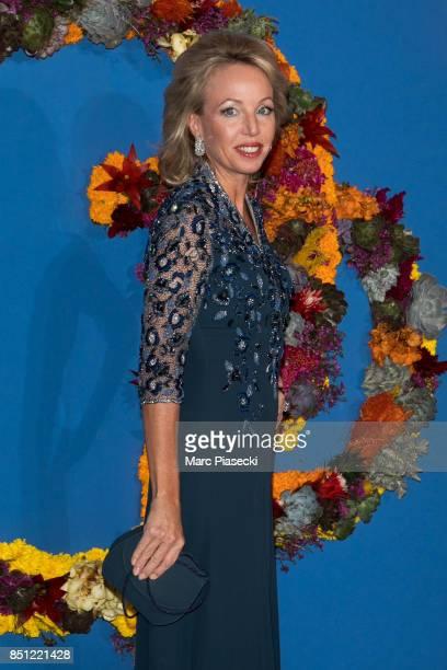 Duchess of Castro Camilla de Bourbon des DeuxSiciles attends the Opening Season Gala at Opera Garnier on September 21 2017 in Paris France