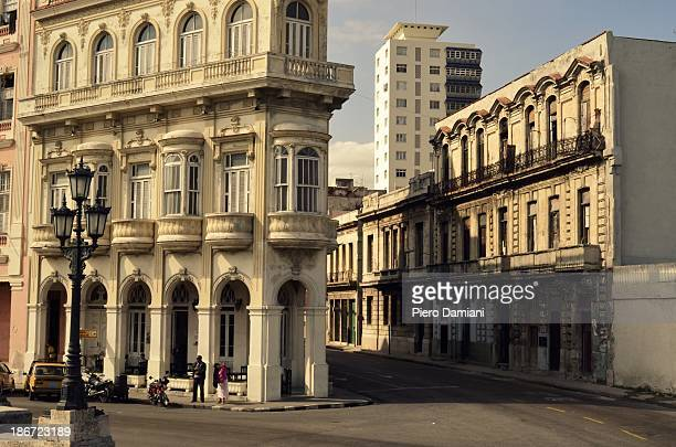 CONTENT] Due to Havana's almost five hundred year existence the city boasts some of the most diverse styles of architecture in the world from castles...
