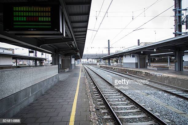 Due to the impossibility to reach an agreement with the Minister of Mobility the French speaking part of Belgium decided to start a 48h strike