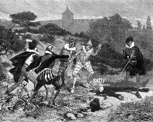 Duel of the Mignons 27th April 1578 The Duel of the Mignons was a reenactment of an ancient Roman battle fought between two sets of male triplets the...