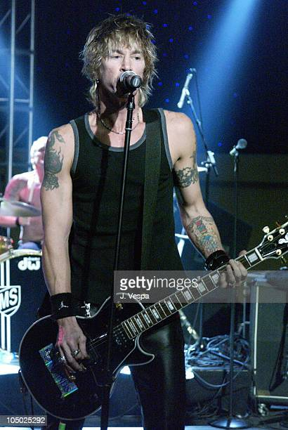 Duff McKagan during Grand Opening of Sapphire The Largest Gentlemen's Club in the World at Sapphire in Las Vegas Nevada United States