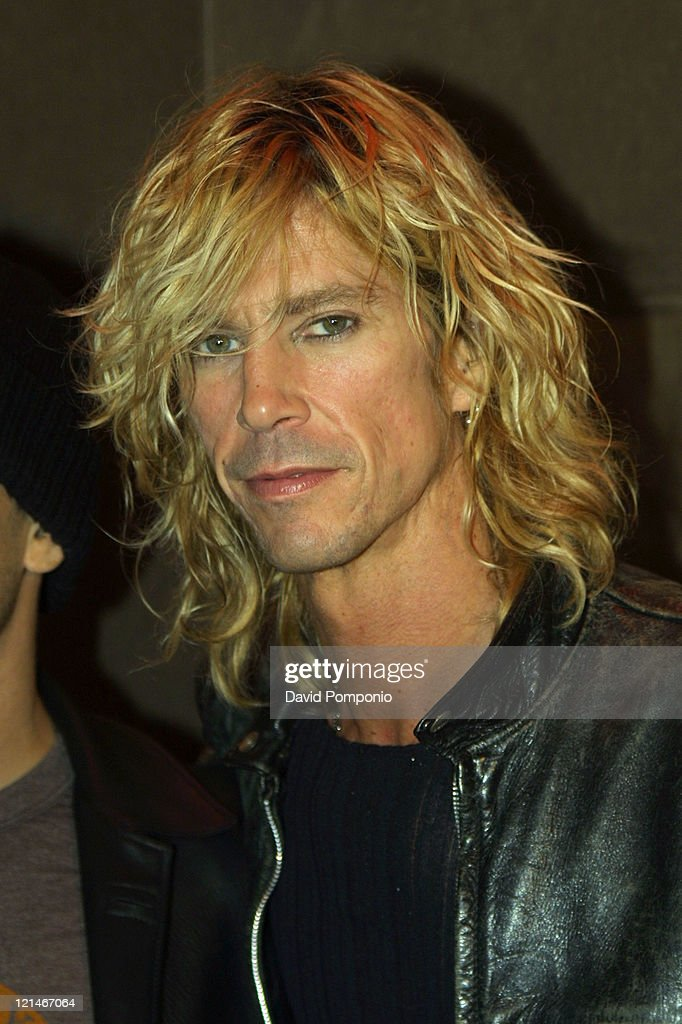 Duff McKagan of Velvet Revolver during Velvet Revolver After Party - May 26, 2004 at Hotel Gansevoort Rooftop in New York City, New York, United States.