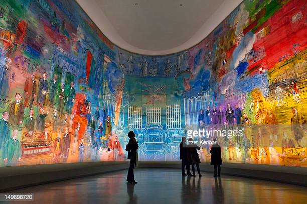 Dufy Room, Museum of Modern Art.