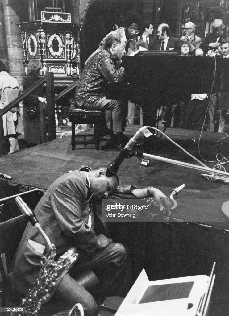 Duke Ellington And His Orchestra - Satin Doll / Take The