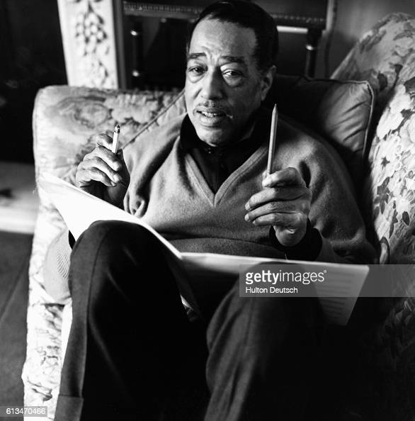 a biography of duke ellington an american composer pianist and bandleader Edward kennedy duke ellington (april 29, 1899 - may 24, 1974) was an american composer, pianist, and bandleader of a jazz orchestra, which he led from 1923 until his death in a career spanning over fifty years[1] (read the complete article at wikipedia.