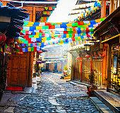 Dukezong Ancient Tibetan Town