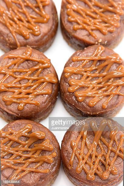 Dulce de Leche Cheesecakes