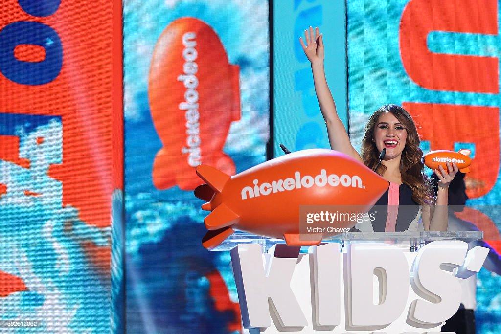 Kid's Choice Awards Mexico 2016 - Show