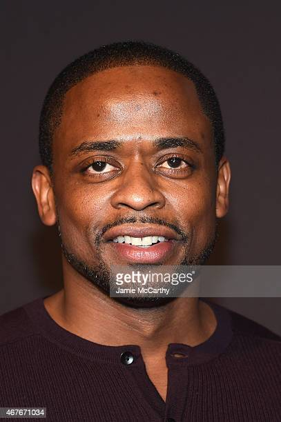 Dule Hill attends the 2015 New York Spring Spectacular at Radio City Music Hall on March 26 2015 in New York City