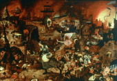 'Dulle Griet' c1562 From the collection of the Museum Mayer van den Berg Antwerp