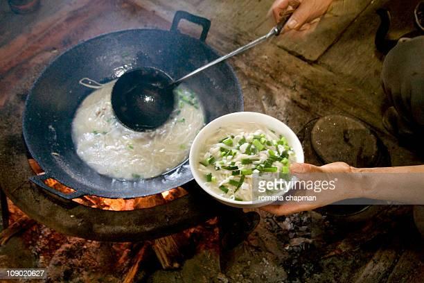 Dulong noodle soup