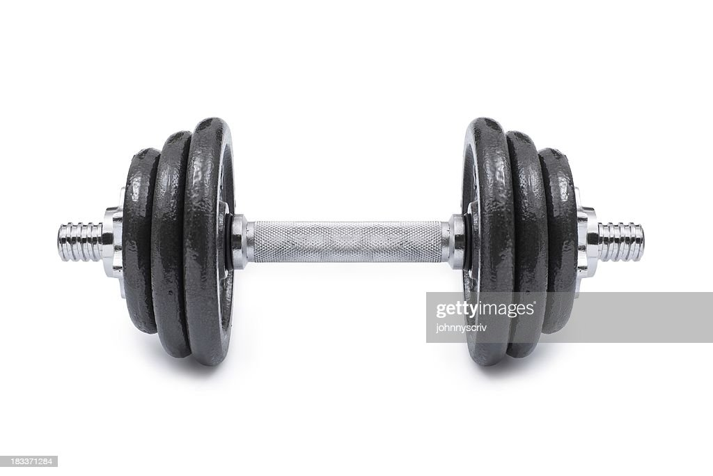Dumbbell... : Stock Photo