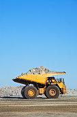 Dump truck , Kalgoorlie Super Pit