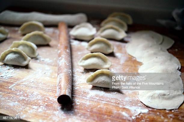 Dumpling production line