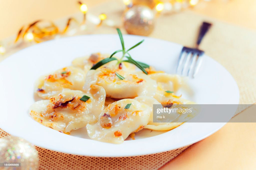 Pierogi : Stock Photo