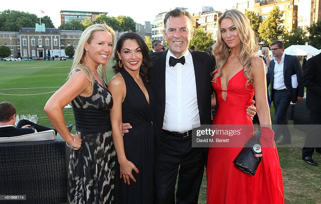 <a gi-track='captionPersonalityLinkClicked' href=/galleries/search?phrase=Duncan+Bannatyne&family=editorial&specificpeople=2569740 ng-click='$event.stopPropagation()'>Duncan Bannatyne</a> and guests attend The Grand Prix Ball at the Royal Artillery Gardens on July 3, 2014 in London, England.