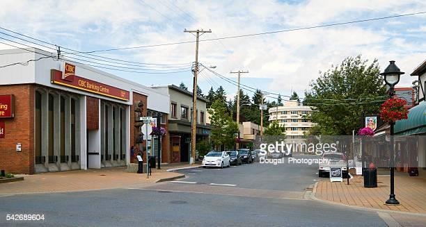 Duncan, British Columbia Station Street